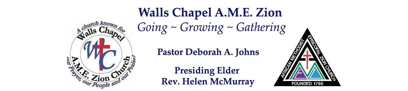 Walls Chapel A.M.E Zion